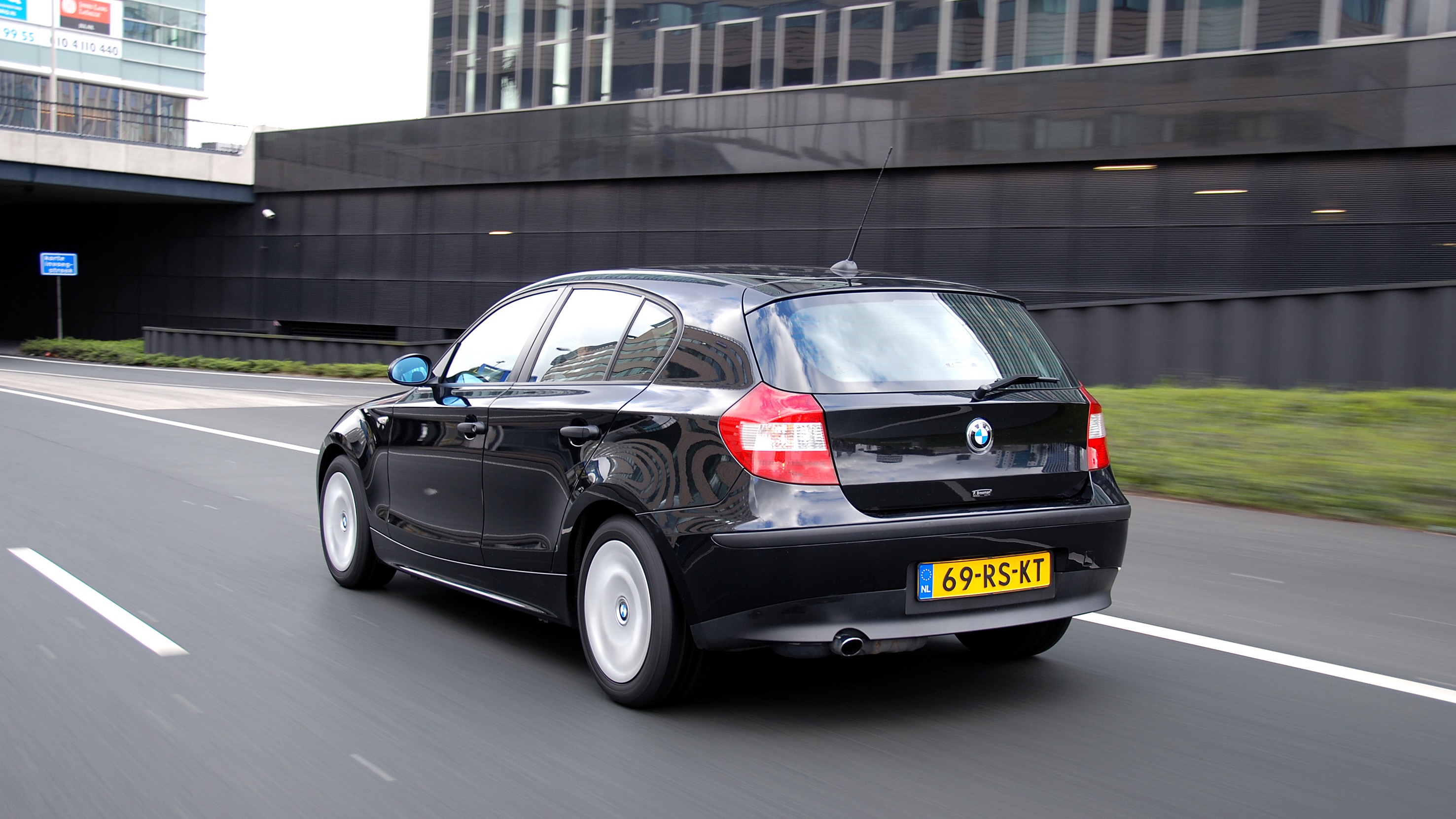 BMW 5-SERIE 520I 110KW   Auto Informatie   ANWB