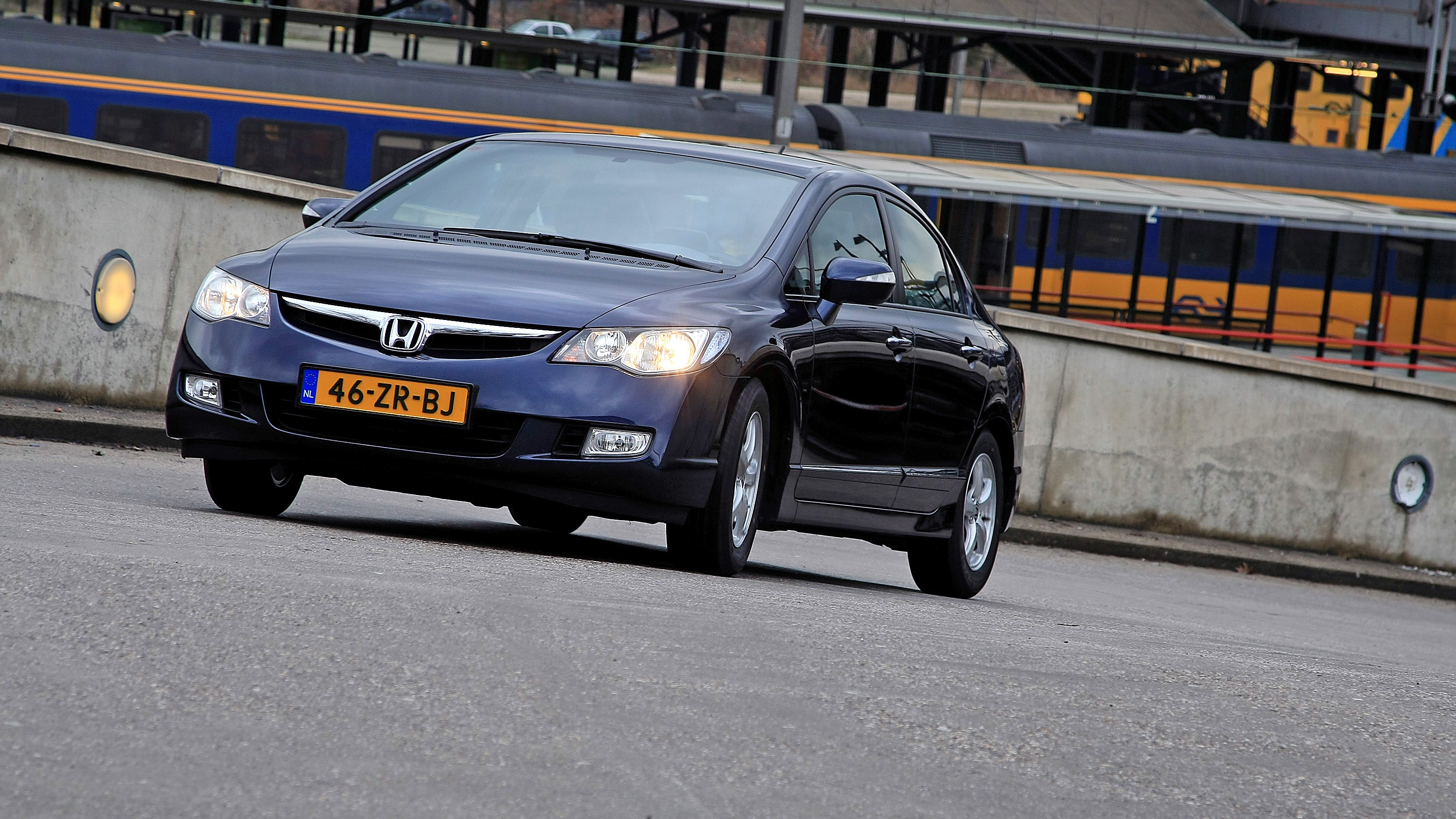 Honda Civic Hybrid 1 3i 70kw Auto Informatie Anwb