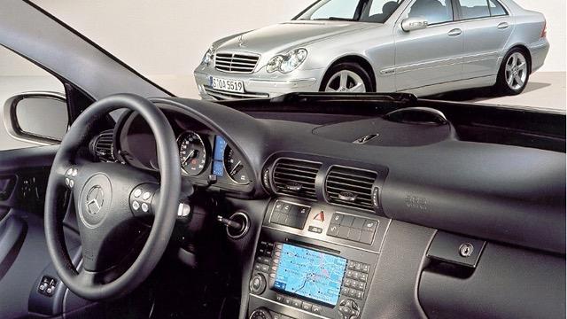 Mercedes C Klasse 200 120kw Kompressor Auto Informatie Anwb