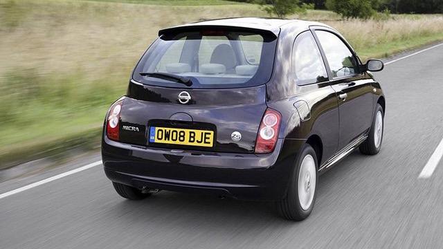 nissan micra occasion automaat