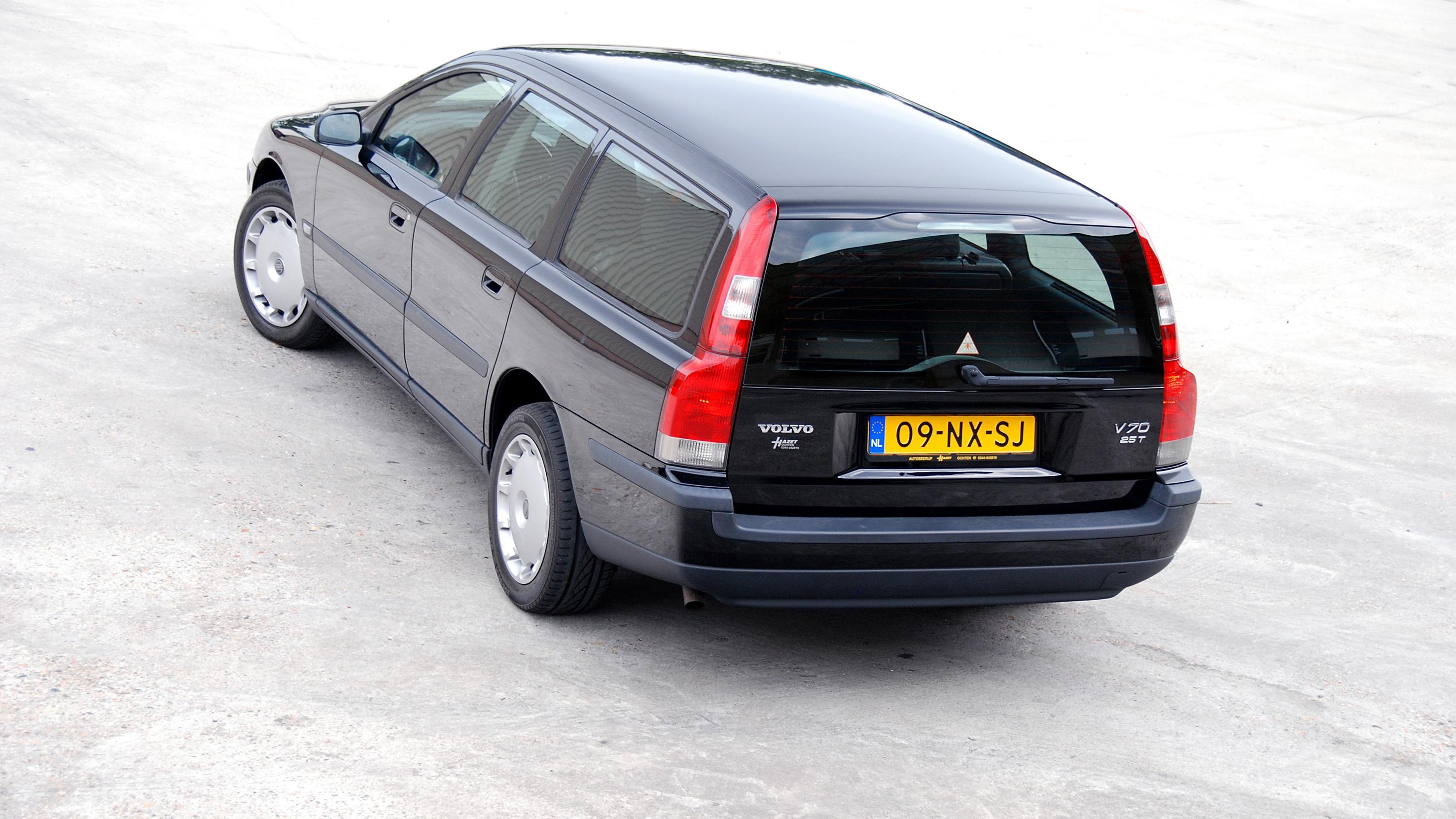 Volvo Stoelen Te Koop.Volvo V70 2 5t 154kw Auto Informatie Anwb