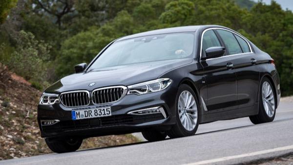 BMW 5-TOURING 520I 135KW | Auto Informatie | ANWB