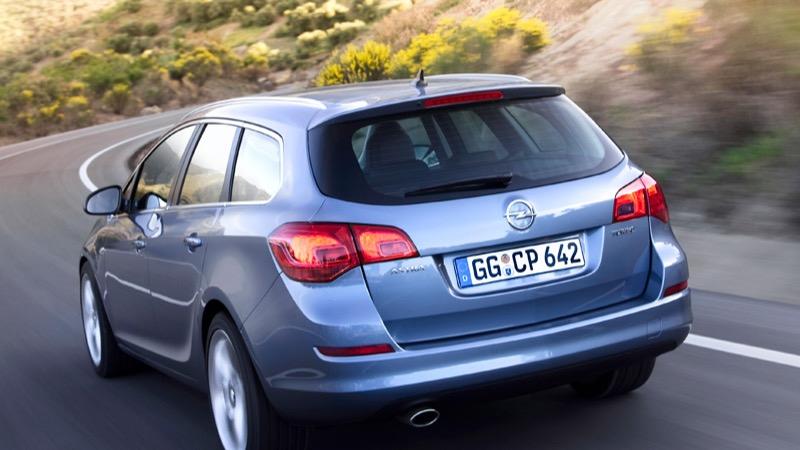 Opel Astra Sports Tourer 1 4 74kw Auto Informatie Anwb