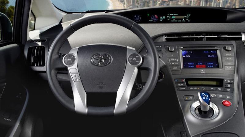 Toyota Prius 1 8 Phev 100kw Auto Informatie Anwb