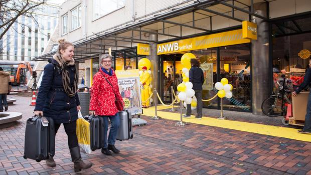 ANWB winkel Amsterdam Zuidoost  Openingstijden, adres en contact