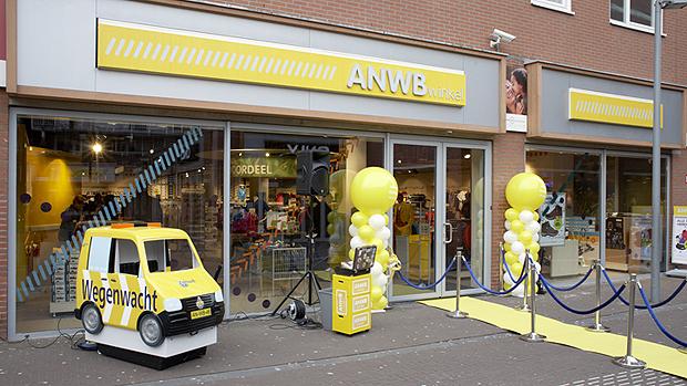 Prepaid Visa Card >> ANWB winkel Hoofddorp - Openingstijden, adres en contact