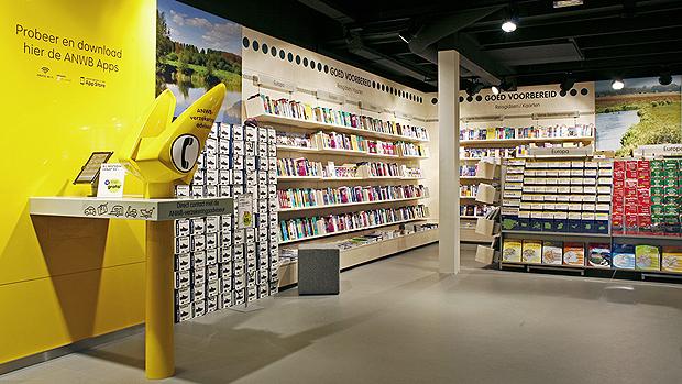 Anwb Winkel Leiden Openingstijden Adres En Contact