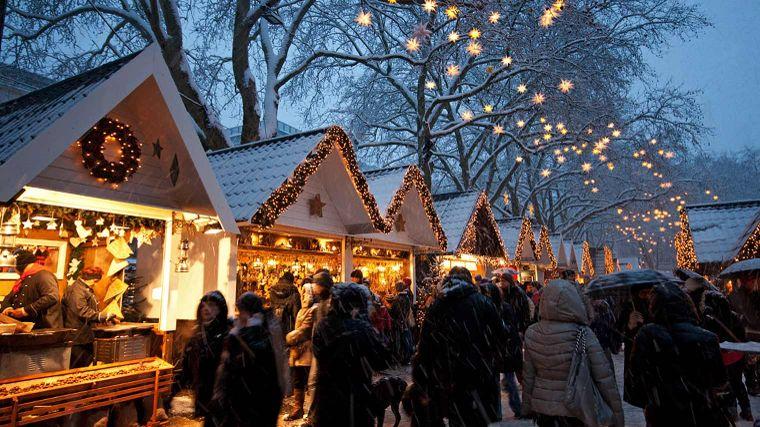 Kerstmarkten 2017 Bekijk Hier De Beste Aanbiedingen Anwb