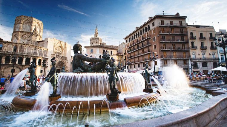 Stedentrip Valencia Bekijk Tips En Aanbiedingen Anwb