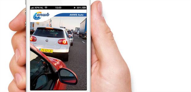 Nieuwe App Anwb Auto