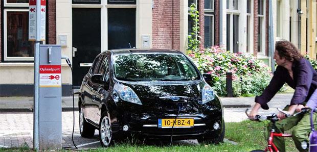 270 Nieuwe Oplaadpunten Voor Utrecht