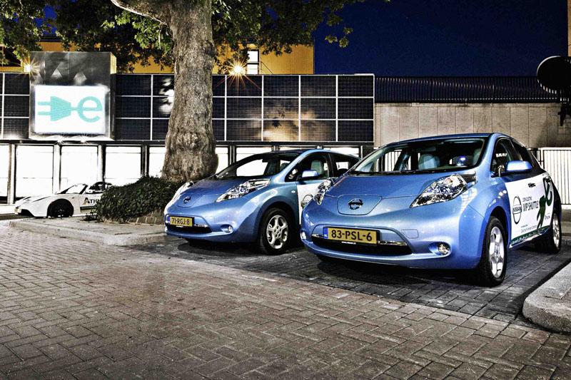 Elektrische Auto Wekt Vooral Enthousiasme In Azie