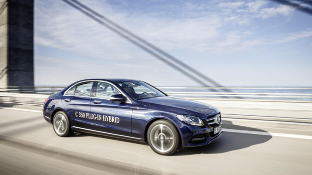 Mercedes Komt Met 10 Hybride Modellen Anwb