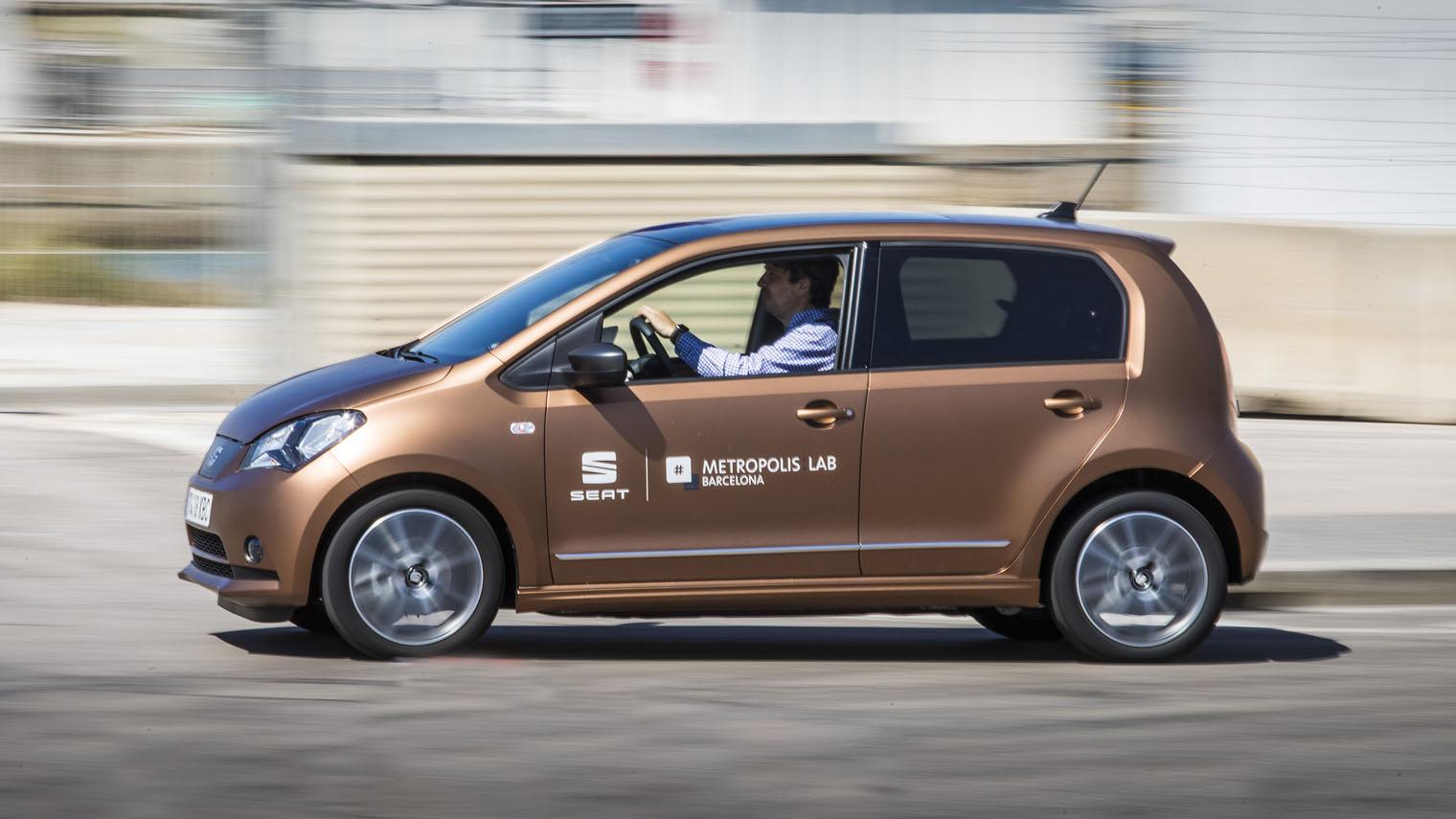 Seat Gebruikt Deelauto Als Proeftuin Voor Connected Diensten Anwb