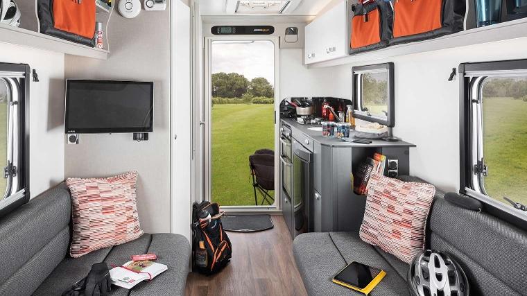 ANWB - Primeur op Caravan Salon: Swift BaseCamp