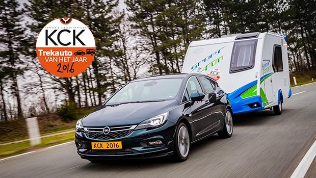 Opel Astra Trekauto Van Het Jaar 2016 Anwb