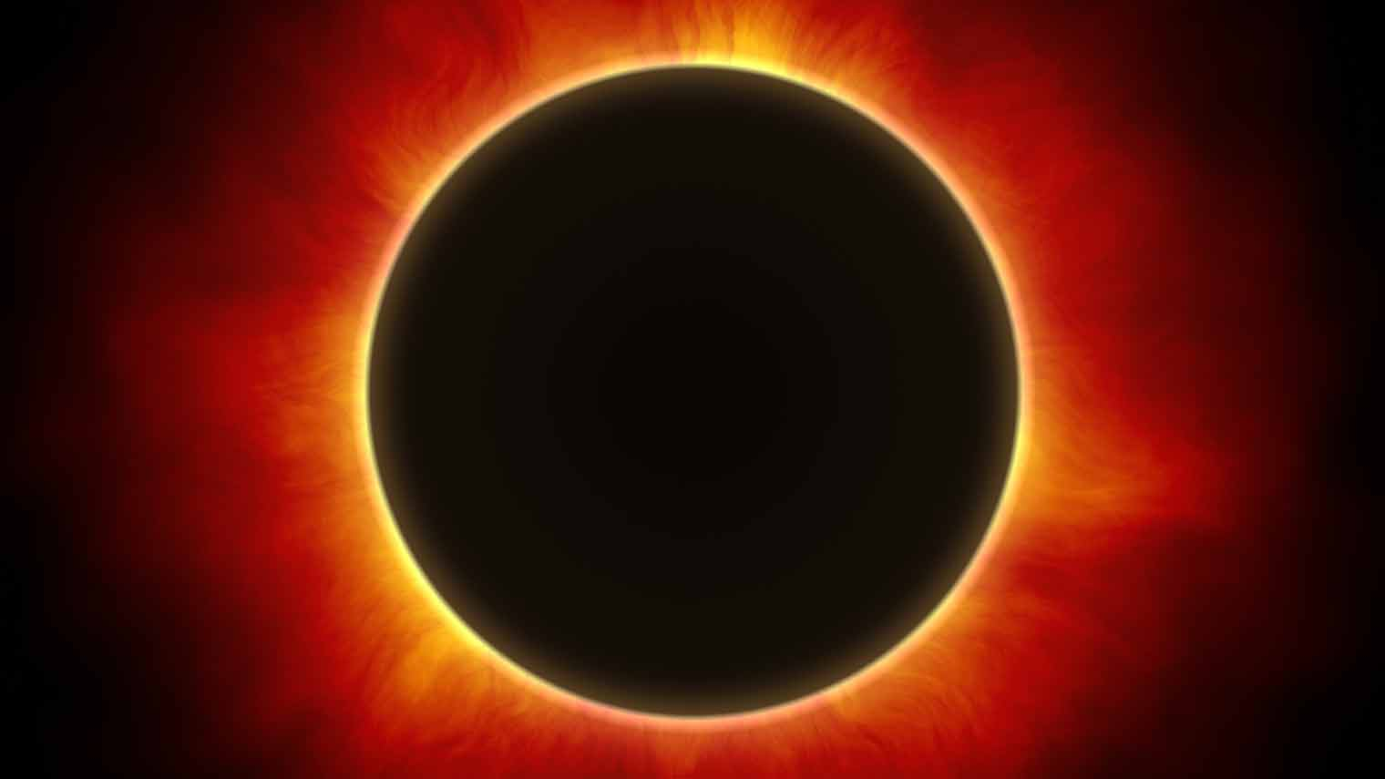 In augustus totale zonsverduistering in de VS