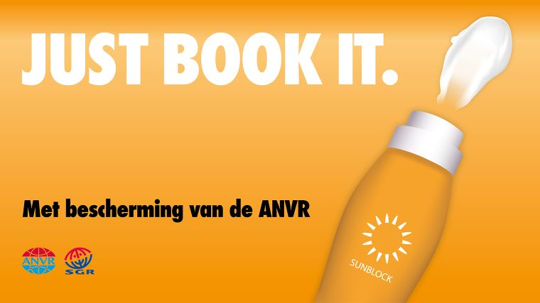 ANWB steunt 'Just book it' campagne reissector