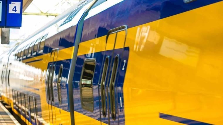 NS, treinverkeer