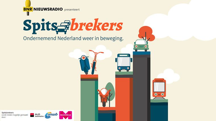 Podcast 5 Spitsbrekers: Vervoersdebat in Nederland is vastgelopen