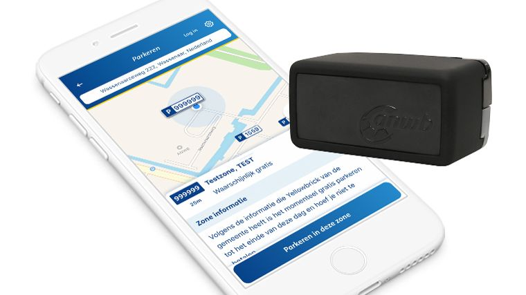 Slim parkeren met de ANWB Connected Car connector en app