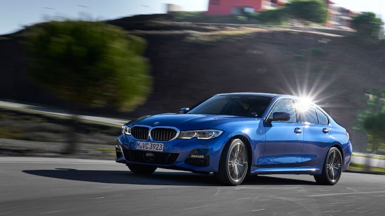 Dubbeltest BMW 3 Serie vs. Jaguar XE