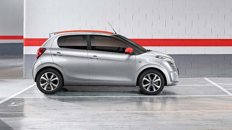 Citroen C1 Prive Leasen Vanaf 209 Anwb Private Lease