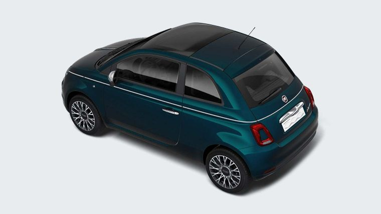 Fiat 500 Prive Leasen Vanaf 239 Anwb Private Lease