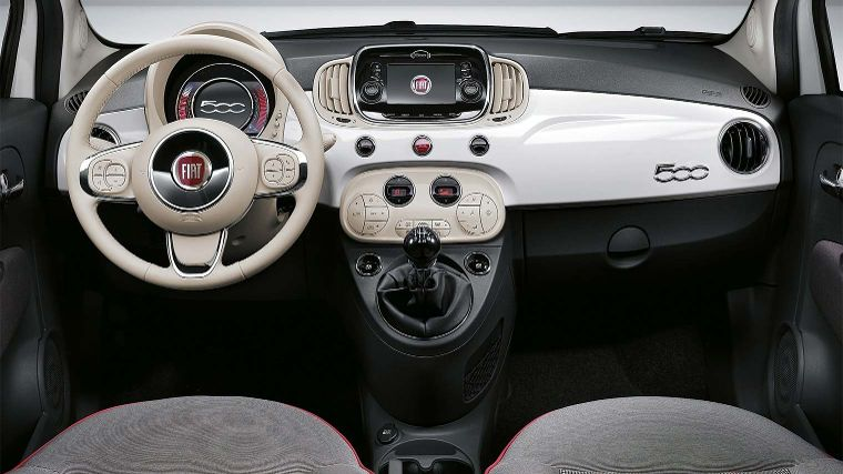 Fiat ANWB Private Lease - Lease fiat 500