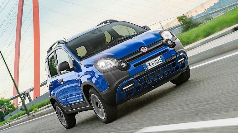 Fiat Panda Hybrid City Cross