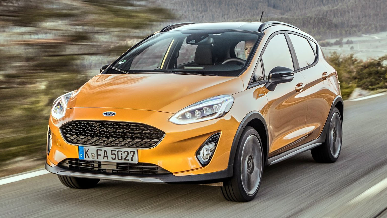 Dubbeltest Ford Fiesta Active Vs Peugeot 2008 Anwb