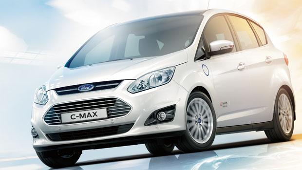 Scherpe Prijs Voor Ford C Max Plug In Hybrid Anwb