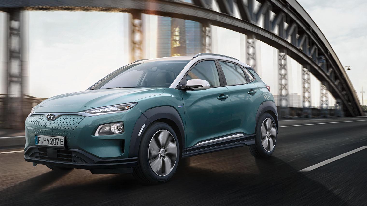 Elektrische Kona Onderstreept Groene Doelstellingen Hyundai Anwb