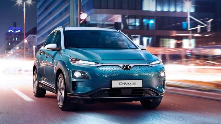 Hyundai Kona Electric Prive Leasen Vanaf 524 Anwb Private Lease