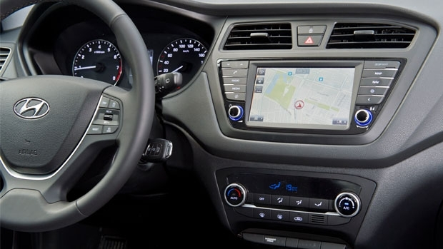 Hyundai i20 een heel goede auto anwb for Interieur hyundai i20