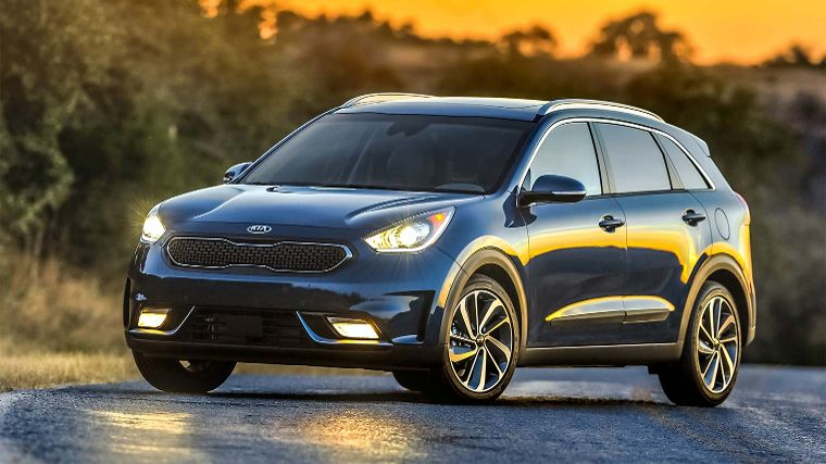 Kia Niro Hybrid Prive Leasen Vanaf 394 Anwb Private Lease