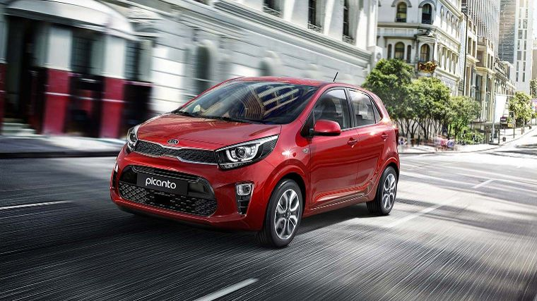 Kia Picanto Prive Leasen Vanaf 204 Anwb Private Lease