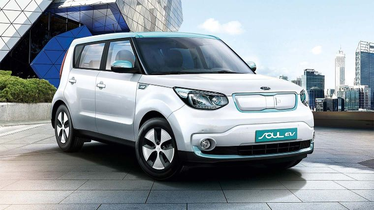 Kia Soul Ev Prive Leasen Vanaf 469 Anwb Private Lease
