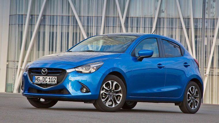 Mazda 2 Prive Leasen Vanaf 299 Anwb Private Lease