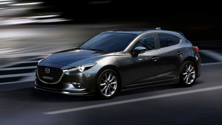 Mazda 3 Prive Leasen Vanaf 420 Anwb Private Lease