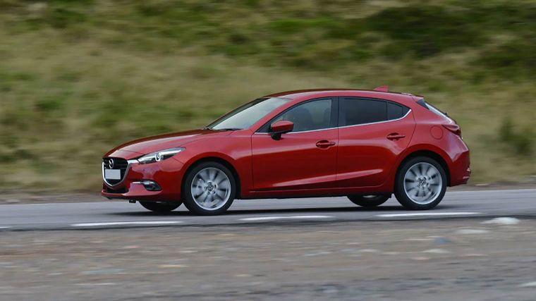 Mazda 3 Sedan Prive Leasen Vanaf 420 Anwb Private Lease