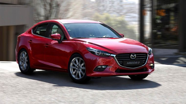 Mazda 3 Sedan Prive Leasen Vanaf 420 Anwb Private Lease