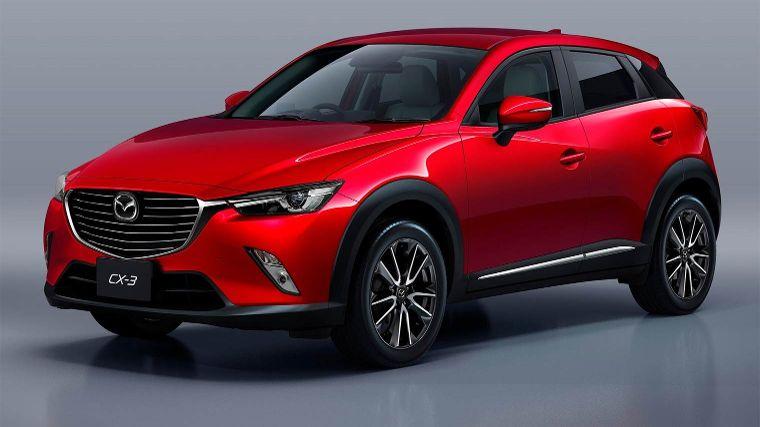 Mazda Cx 3 Prive Leasen Vanaf 424 Anwb Private Lease