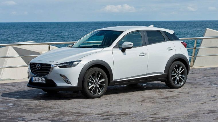 Mazda Cx 3 Prive Leasen Vanaf 424 Anwb Private Lease