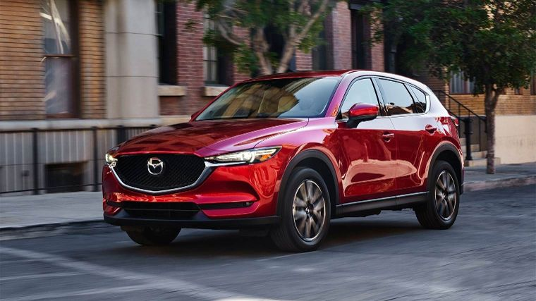 Mazda Cx 5 Prive Leasen Vanaf 474 Anwb Private Lease
