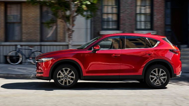 Mazda Cx 5 Prive Leasen Vanaf 474 Anwb Private Lease