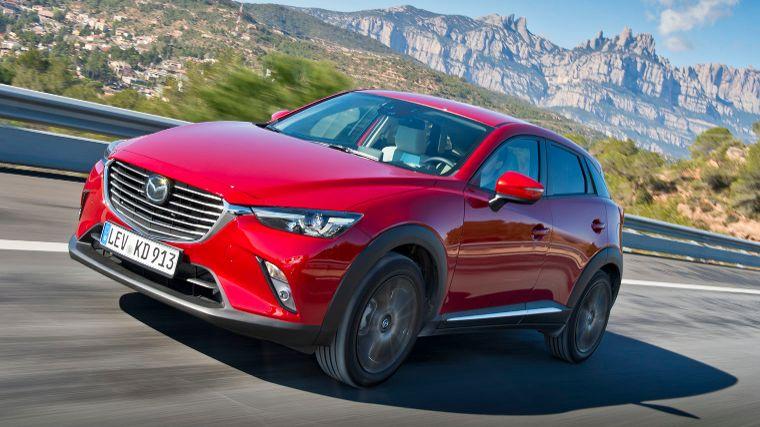 Mazda Cx 3 Nummer 1 In Top 10 Waardevaste Auto S Anwb