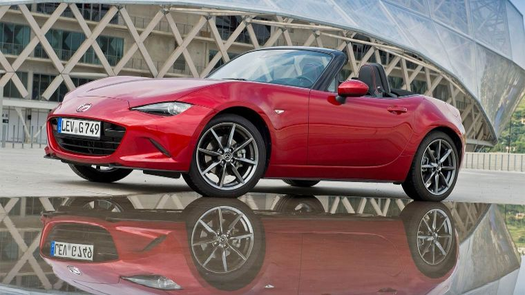 Mazda Mx 5 Prive Leasen Vanaf 449 Anwb Private Lease