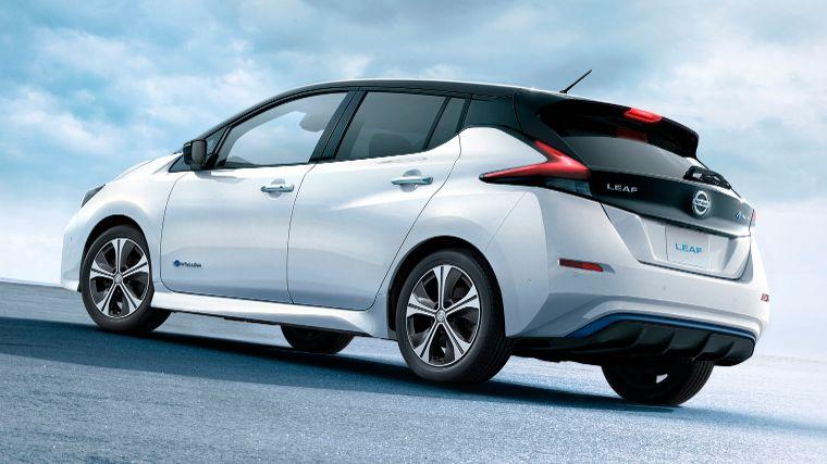 Nieuwe Nissan Leaf Elektrische Evolutie Anwb