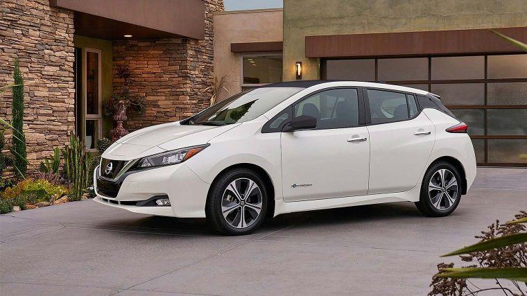 Nissan Leaf Prive Leasen Vanaf 389 Anwb Private Lease